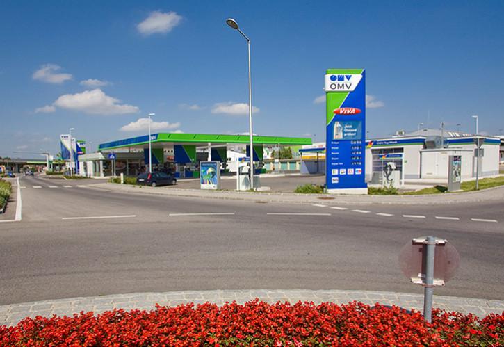 Tankstelle Gmunden