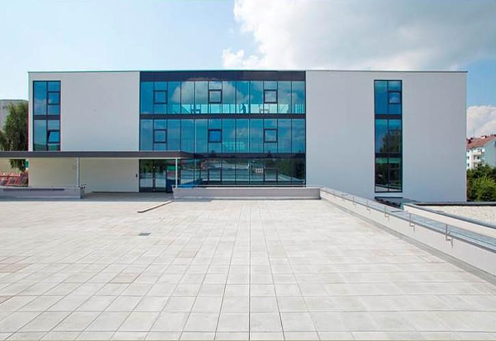 Schulgebäude, HTL