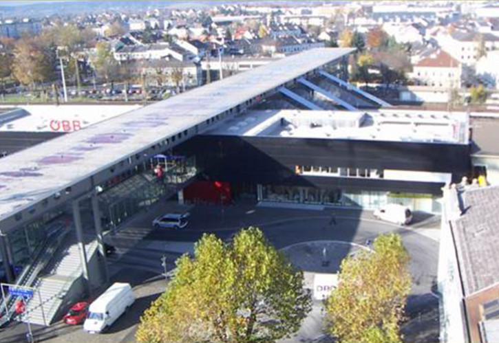 Bahnhof Wels